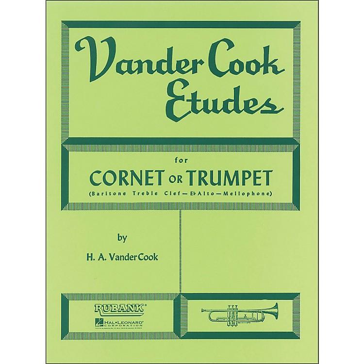 Hal LeonardRubank Vandercook Etudes for Cornet Or Trumpet