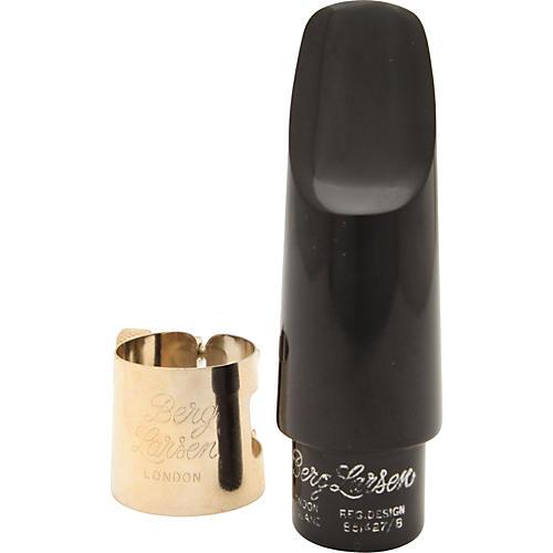 Berg Larsen Rubber Alto Saxophone Mouthpiece 100/1