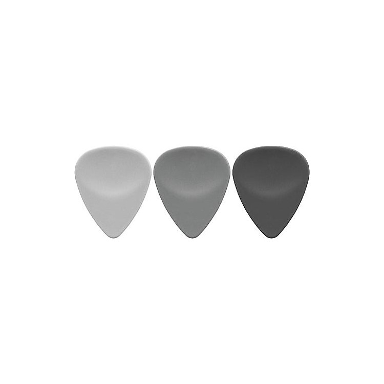 Wedgie Rubber Guitar Pick 3.1MM Hard
