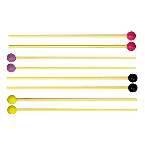 Yamaha Rubber Mallets  Medium Hard
