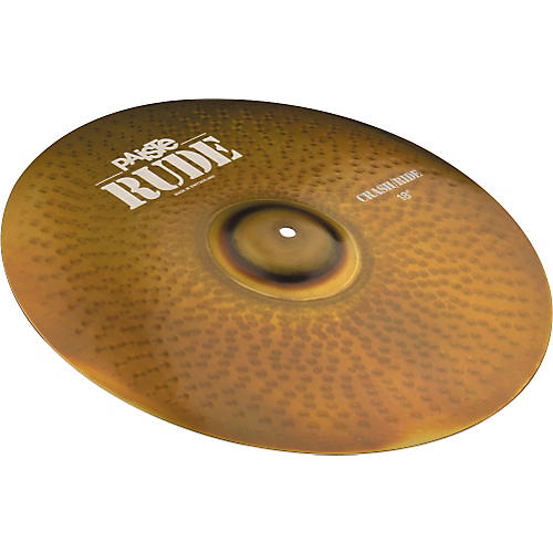 Paiste Rude Crash Ride Cymbal  19 in.