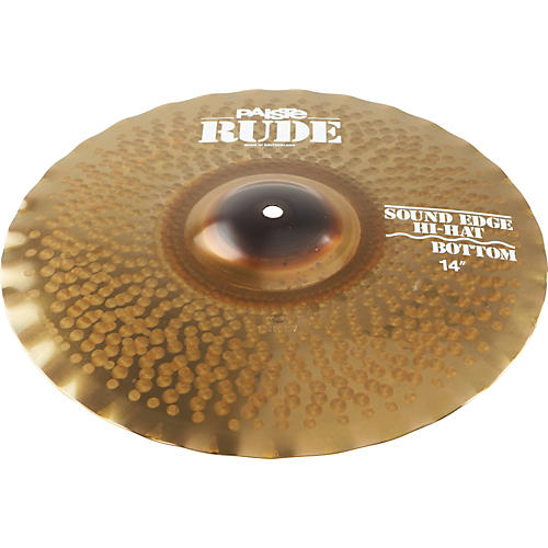 Paiste Rude Sound Edge Bottom Hi-Hat