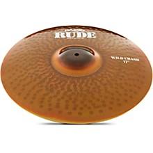 Paiste Rude Wild Crash Cymbal