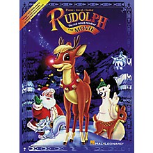 Hal Leonard Rudolph the Red-Nosed Reindeer The Movie Piano, Vocal, Guitar Songbook