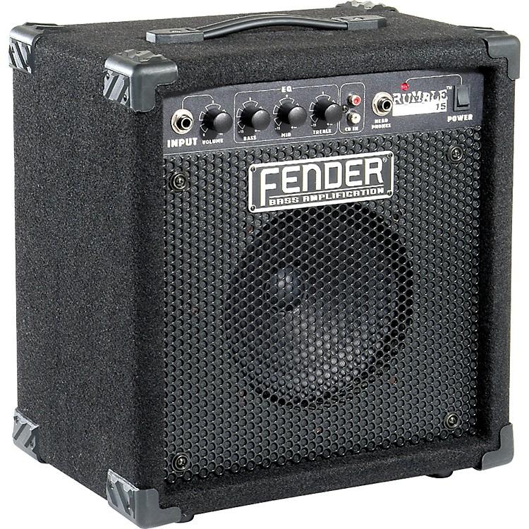 FenderRumble 15 Bass Combo Amp