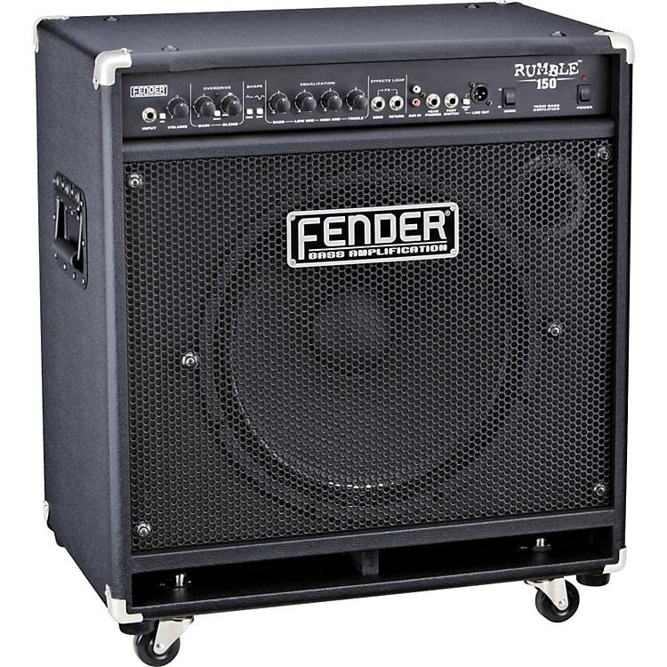 FenderRumble 150 150W 1x15 Bass Combo Amp