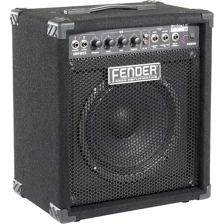 FenderRumble 25 Bass Combo Amplifier