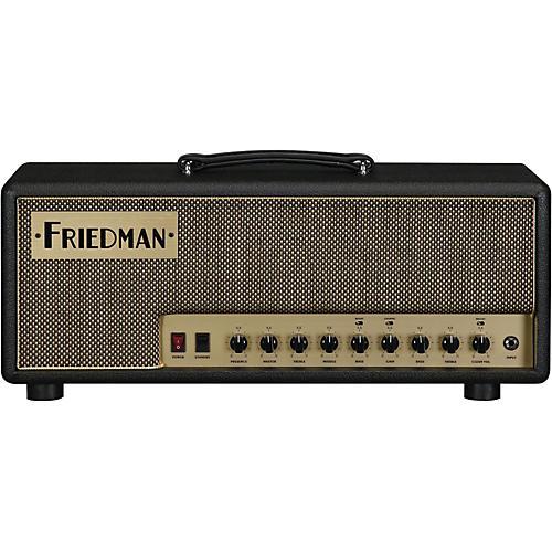 Friedman Runt-50 50W Tube Guitar Amp Head-thumbnail