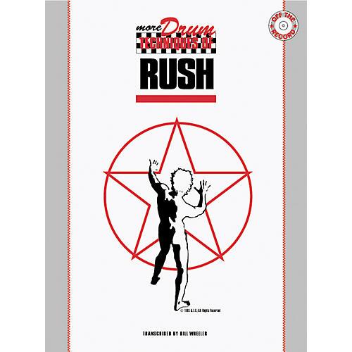 Alfred Rush - More Drum Superstars Series (Book/CD)