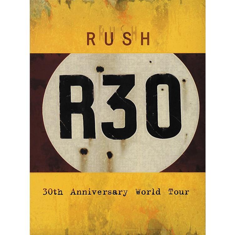Hal LeonardRush - R30 - 30th Anniversary World Tour DVD