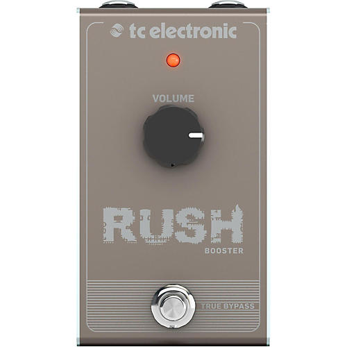 TC Electronic Rush Booster Effect Pedal-thumbnail