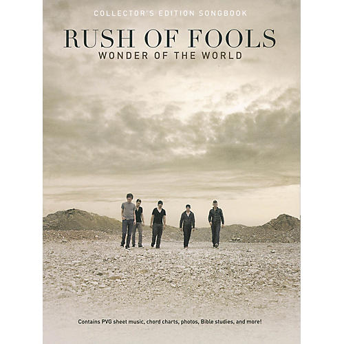 Worship Together Rush of Fools - Wonder of the World Sacred Folio Series Softcover Performed by Dukes Of Dixieland-thumbnail