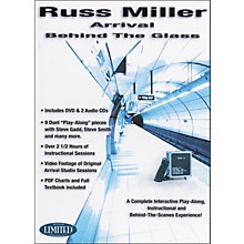Hudson Music Russ Miller - Arrival: Behind The Glass (DVD/2 CDs)