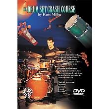 Alfred Russ Miller - Drumset Crash Course DVD