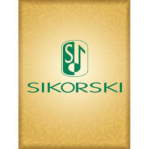 Sikorski Russian Fragments (Cello Solo) String Series Composed by Rodion Shchedrin