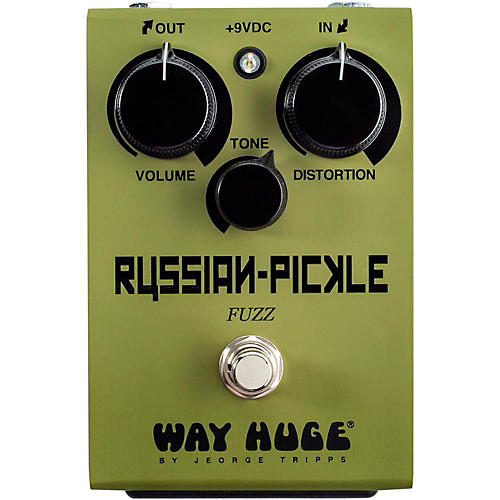 Way Huge Electronics Russian Pickle Fuzz Pedal-thumbnail