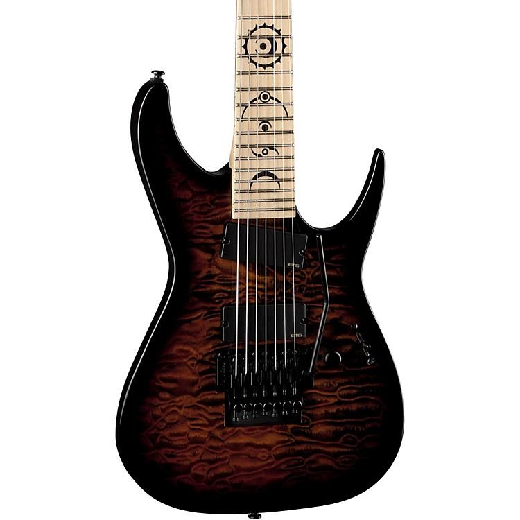 DeanRusty Cooley 7-String Exotic Electric GuitarTiger Eye