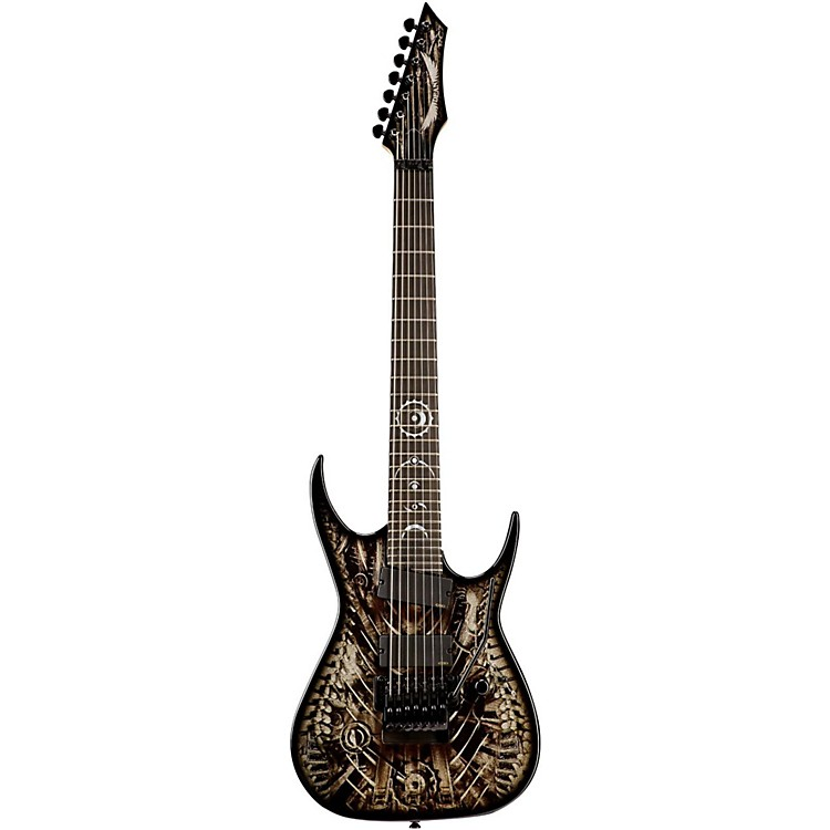 Dean Rusty Cooley USA 7-String Xenocide Electric Guitar Graphic