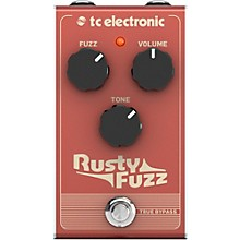 TC Electronic Rusty Fuzz Effect Pedal