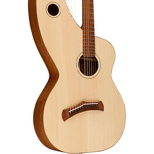 Tonedevil Guitars S-12 Symphony Harp Guitar-thumbnail