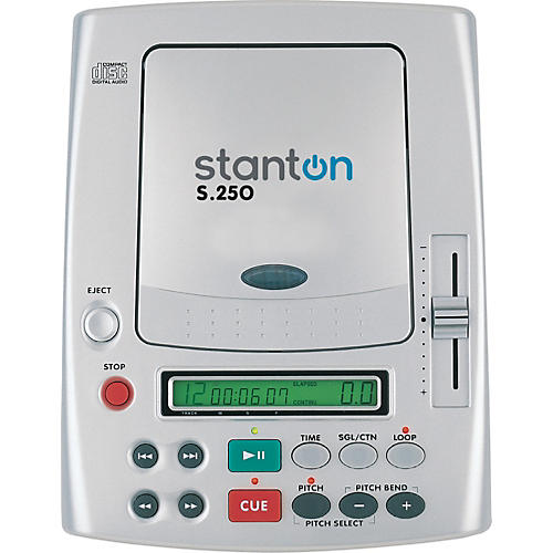 Stanton S-250 Tabletop CD Player