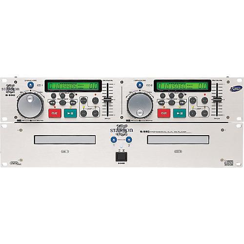 Stanton S-550 Dual CD Player