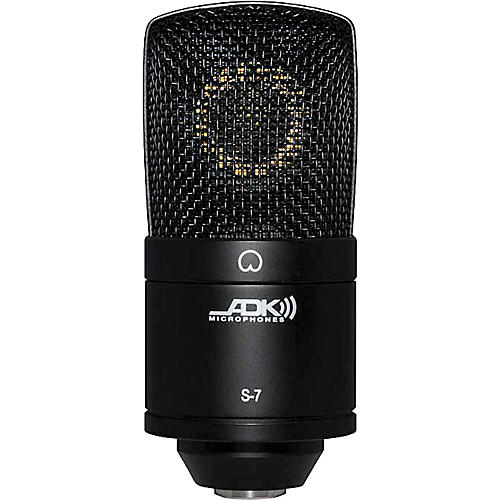 ADK S-7 Large Diaphragm Condenser Microphone-thumbnail