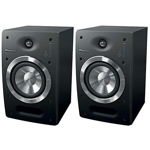 Pioneer S-DJ05 Active Reference Speakers (Pair)