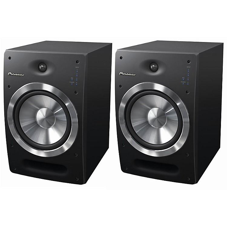PioneerS-DJ08 Active Reference Speakers (Pair)
