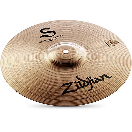 Zildjian S Family Mastersound Hi-Hat Top-thumbnail