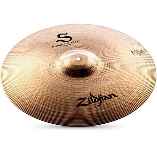 Zildjian S Family Medium Thin Crash-thumbnail