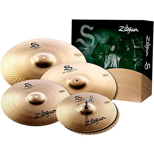 Zildjian S Family Performer Cymbal Set-thumbnail
