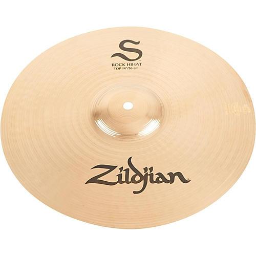 Zildjian S Rock Hi Hat Top