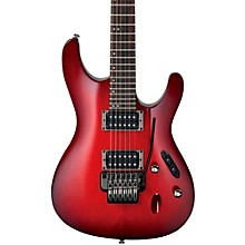 S Series S520 Electric Guitar Blackberry Sunburst