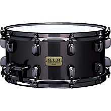 Tama S.L.P. Black Brass Snare Drum 14 x 6.5 in.