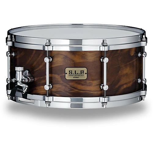 Tama S.L.P. Fat Spruce Snare Drum-thumbnail