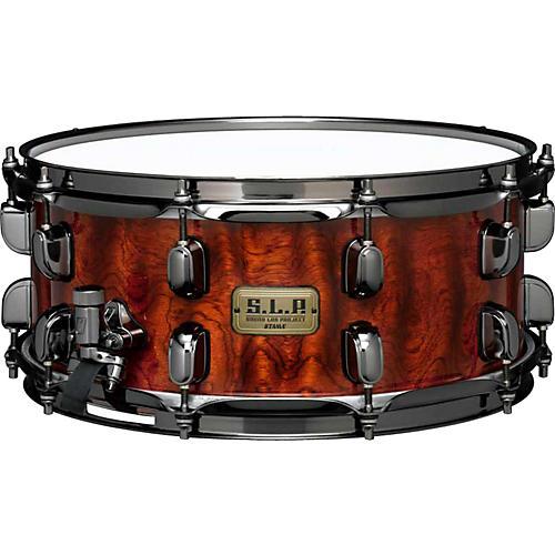 Tama S.L.P. G-Bubinga Snare Drum 6 x 14