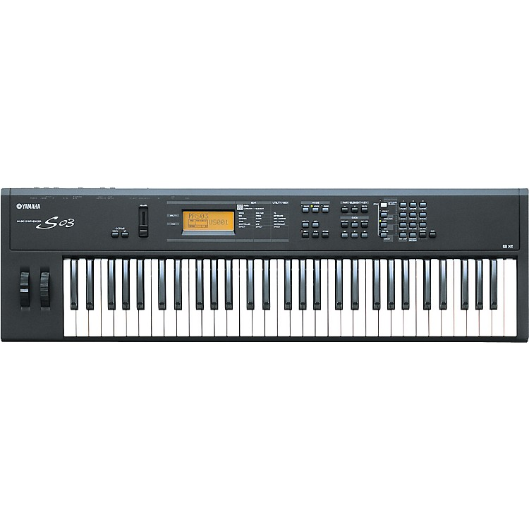 Yamaha S03 Music Synthesizer