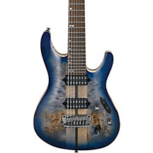 Ibanez S1027PBF S Premium 7 string Electric Guitar