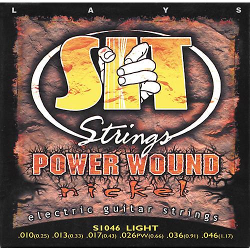 SIT Strings S1046 Power Nickel Electric Guitar Strings