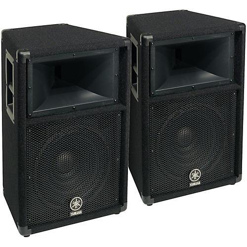 Yamaha s112v speaker pair musician 39 s friend for Yamaha speakers price
