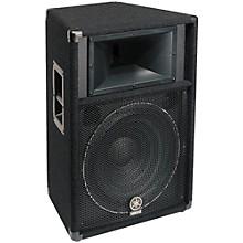 Yamaha S115V Club Series V Speaker Cabinet