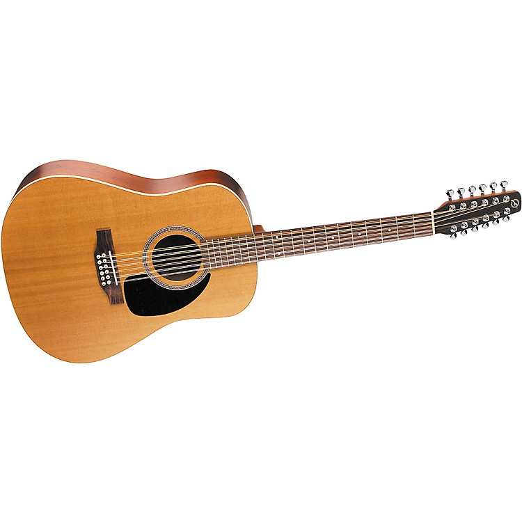 seagull s12 12 string acoustic guitar musician 39 s friend