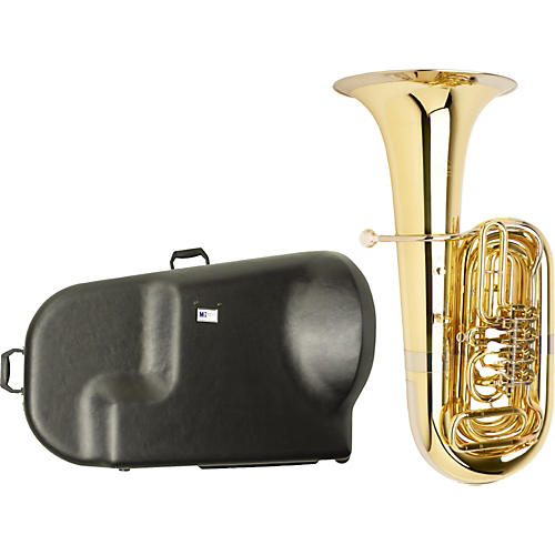 Miraphone S186 Standard Series 4-Valve BBb Tuba with Hard Case