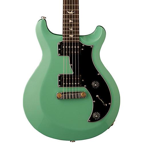 PRS S2 Mira With Bird Inlays Electric Guitar Sea Foam Green