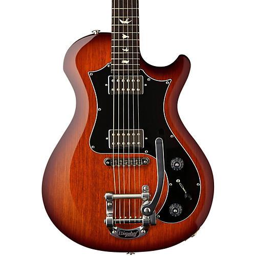 PRS S2 Starla With Bird Inlays Electric Guitar Mccarty Tobacco Sunburst