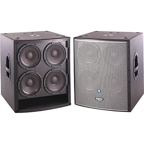 Mackie S410S Dedicated Precision Passive Subwoofer Pair-thumbnail