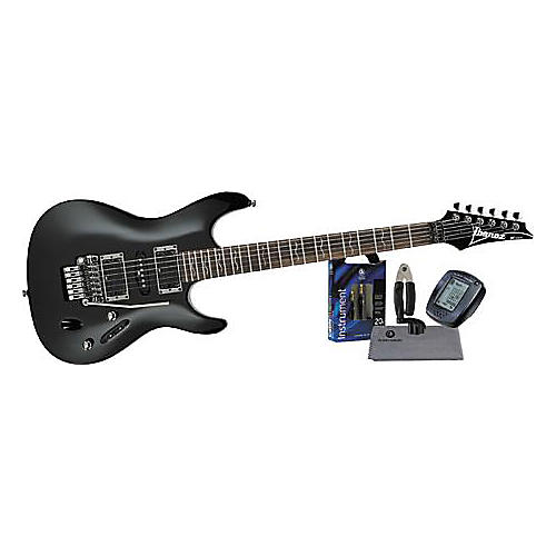 Ibanez S470 Electric Guitar with Planet Waves Accessory Pack-thumbnail
