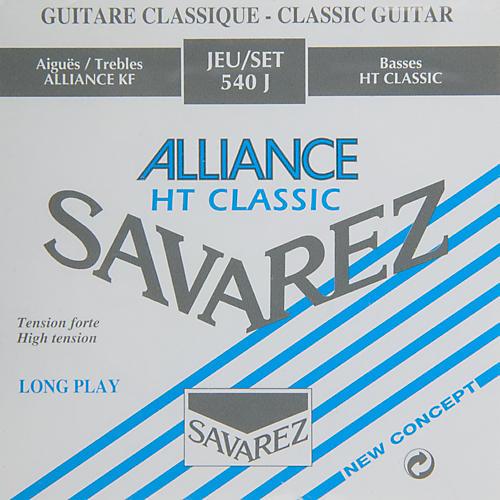 Savarez S540J Super High Tension Classic Guitar Strings