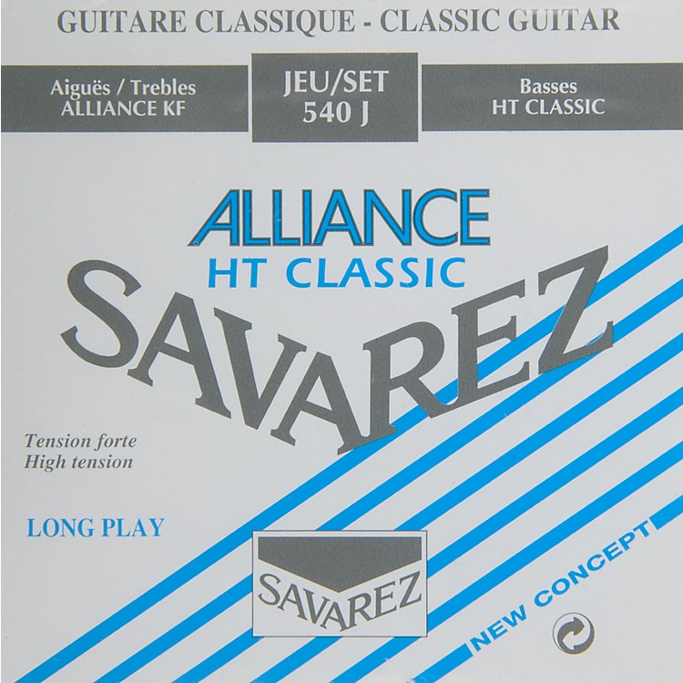 Savarez S540J Super High Tension Classic Guitar Strings
